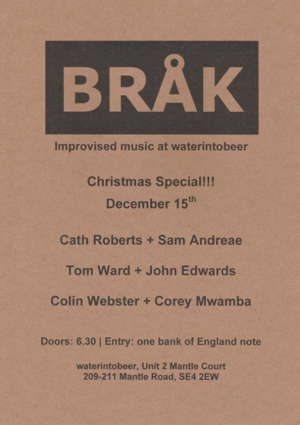 BRÅK Christmas Special