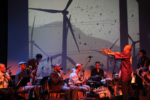 Chicago-London Vibration: AACM at 50